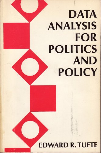 9780131975255: Data Analysis for Politics and Policy (Foundations of Modern Political Science)