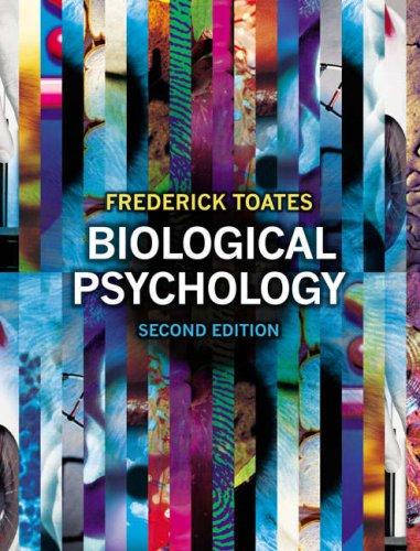 9780131975316: Biological Psychology Second Edition
