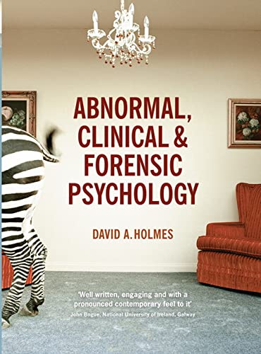 9780131975361: Abnormal, Clinical and Forensic Psychology