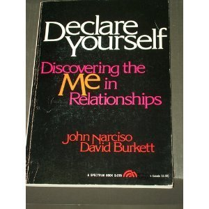 9780131975743: Declare Yourself: Discovering the Me in Relationships (Spectrum Book)