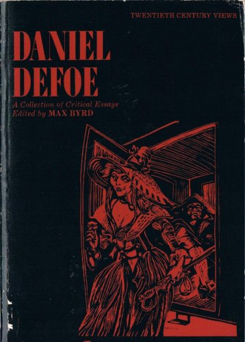 9780131975903: Daniel Defoe (20th Century Views)