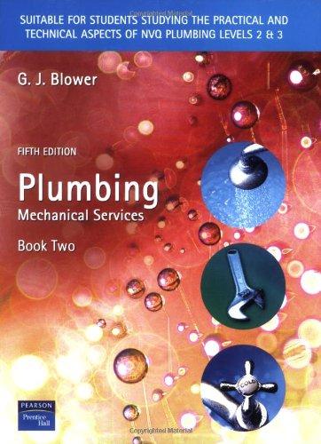 9780131976214: Plumbing Book Two: Mechanical Services: Bk. 2 (NVQ / SVQ Plumbing)