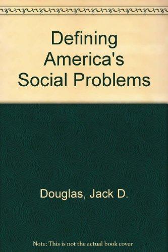 9780131976245: Defining America's Social Problems