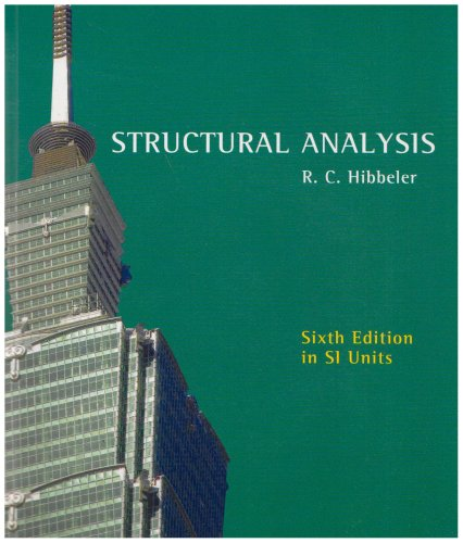 9780131976412: Structural Analysis: SI Version