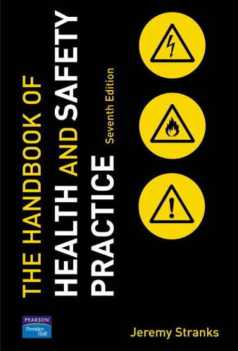 9780131976450: The Handbook of Health and Safety Practice