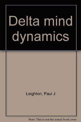 9780131980280: Title: Delta mind dynamics