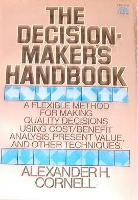 9780131982000: Decision Maker's Handbook