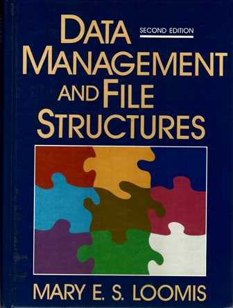 9780131983427: Data Management and File Structures