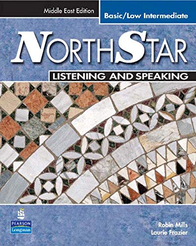 9780131987333: NorthStar Listening and Speaking: Basic Middle East