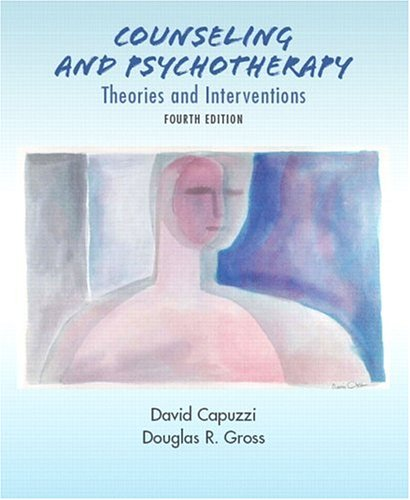 9780131987371: Counseling and Psychotherapy: Theories and Interventions