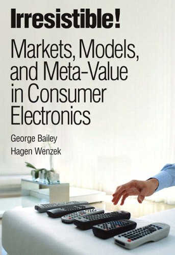 9780131987586: Irresistible! Markets, Models, and Meta-Value in Consumer Electronics