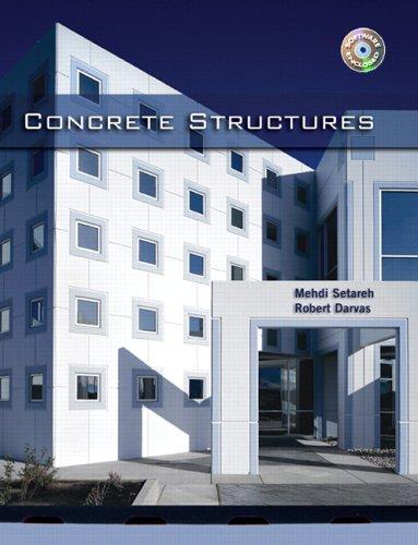 Concrete Structures: Mehdi Setareh; Robert