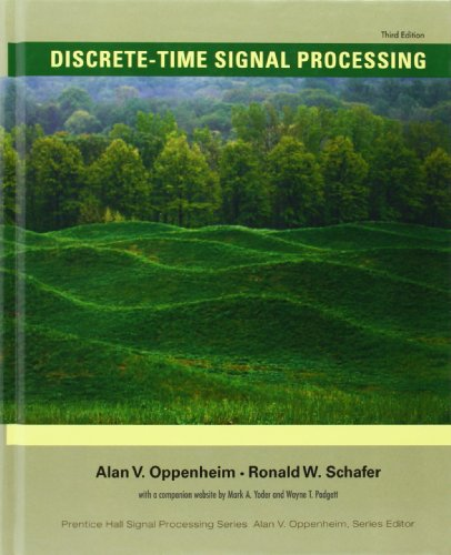 9780131988422: Discrete-Time Signal Processing (3rd Edition) (Prentice-Hall Signal Processing Series)