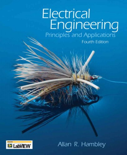 9780131989221: Electrical Engineering: Principles and Applications: United States Edition