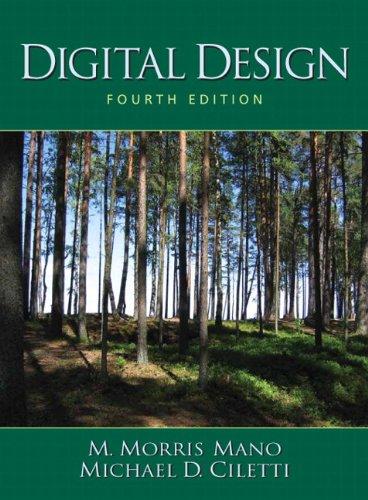 9780131989245: Digital Design (4th Edition)