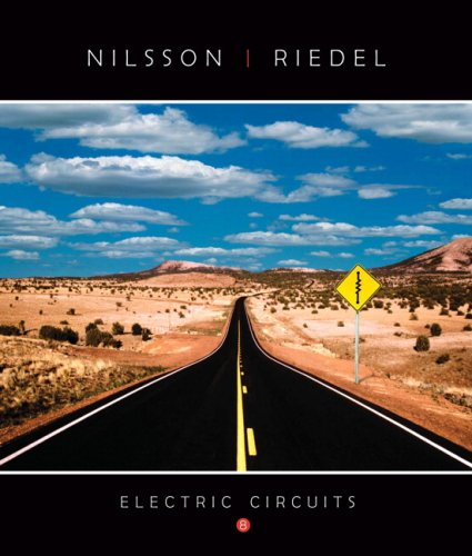 9780131989252: Electric Circuits (8th Edition)