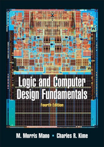 9780131989269: Logic and Computer Design Fundamentals (4th Edition)