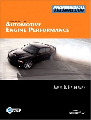 9780131989351: Automotive Engine Performance (2nd Edition)/Text/Worktext/CD