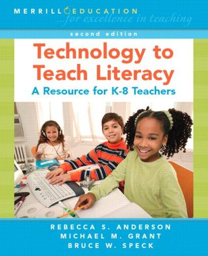 9780131989757: Technology to Teach Literacy: A Resource for K-8 Teachers