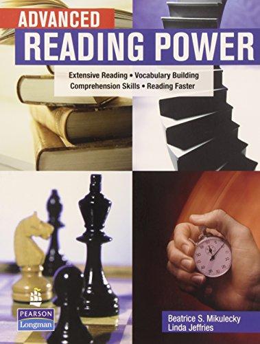 Advanced Reading Power (Reading Power (Pearson)): Linda Jeffries, Beatrice
