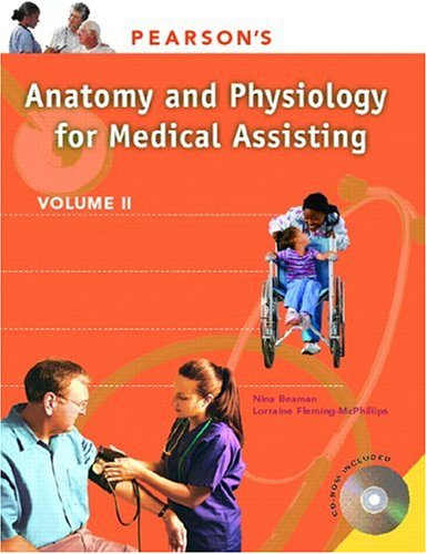 9780131990425: Pearson's Anatomy and Physiology for Medical Assisting