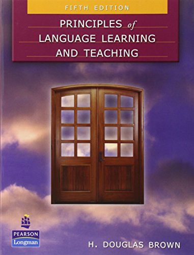 9780131991286: Principles of Language Learning and Teaching (5th Edition)