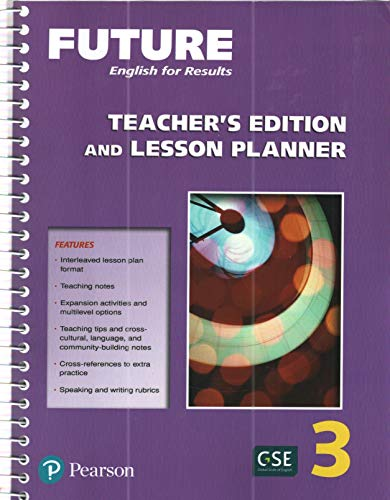 9780131991538: FUTURE ENGLISH F/RESULTS 3 >TCHRS.ED<