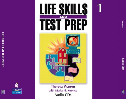 9780131991781: Life Skills and Test Prep 1 Audio CDs