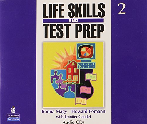 9780131991804: Life Skills and Test Prep 2 Audio CDs