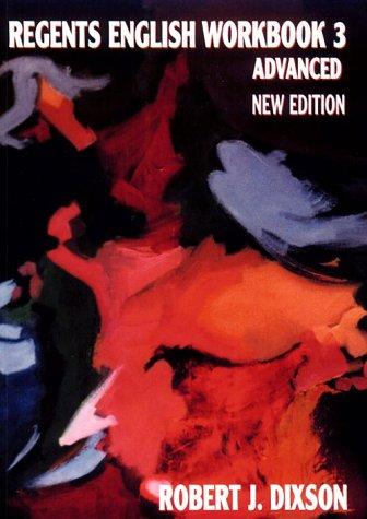 9780131992689: Regents English Workbook 3: Advanced, New Edition
