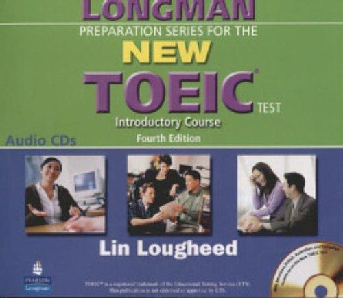 Longman Preparation Series for the New TOEIC: Lougheed, Lin