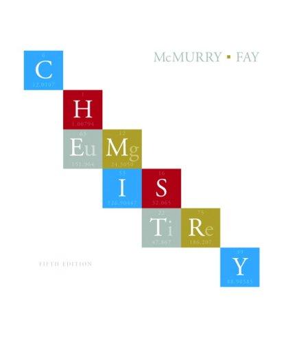 Chemistry (MasteringChemistry Series): John E McMurry,