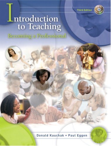 9780131994553: Introduction to Teaching: Becoming a Professional (3rd Edition)