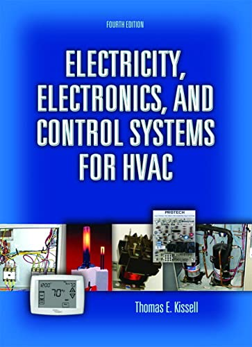 9780131995680: Electricity, Electronics, and Control Systems for HVAC (4th Edition)
