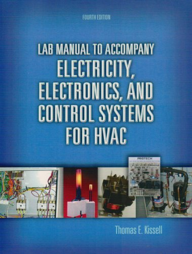 9780131995703: Electricity, Electronics, and Control Systems for HVAC: Lab Manual