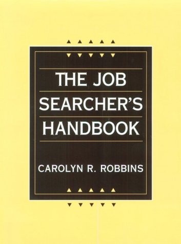 9780131996212: Job Searchers Handbook, The