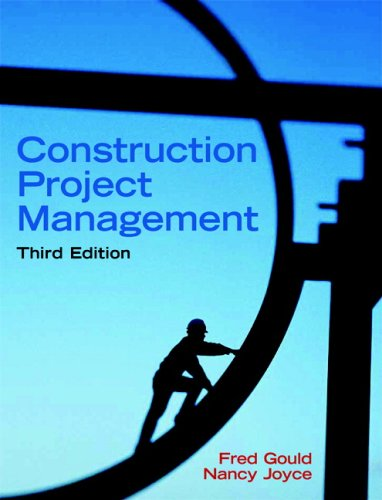9780131996236: Construction Project Management (3rd Edition)