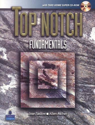 9780131997301: Top Notch: Fundamentals (Book & CD-ROM)