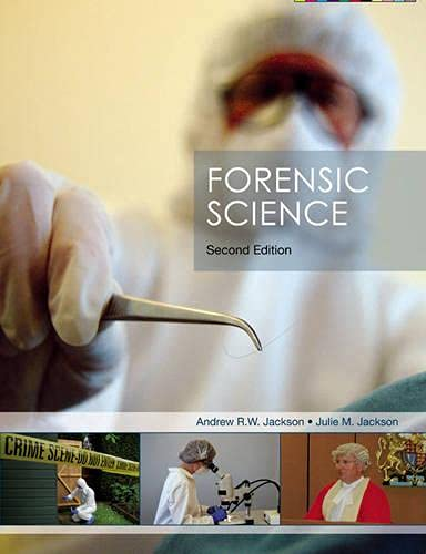 9780131998803: Forensic Science (2nd Edition)