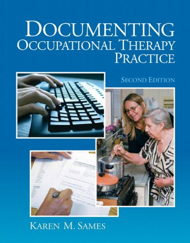 9780131999480: Documenting Occupational Therapy Practice