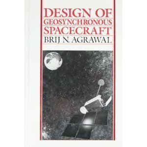 9780132001144: Design of Geosynchronous Spacecraft