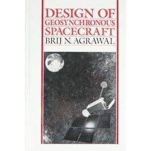9780132001144: Design of Geosynchronous Spacecraft