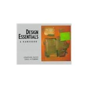 9780132001557: Design Essentials: A Handbook