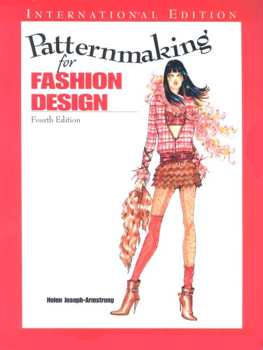 9780132003292: Patternmaking for Fashion Design and DVD Package: International Edition
