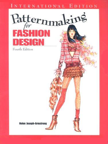 9780132003292: Patternmaking for Fashion Design