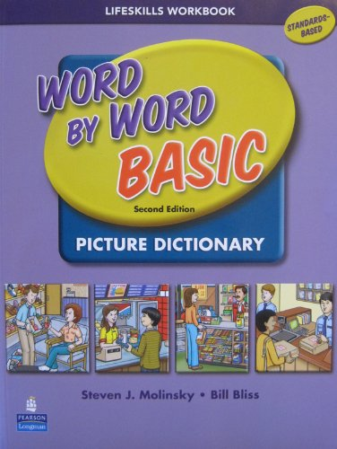 9780132003575: Word By Word Basic Picture Dictionary Lifeskills Workbook