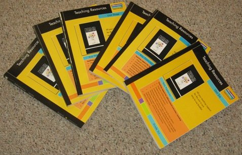 9780132005944: Prentice Hall Literature 6th Grade Resources Unit Books (Penguin Edition)