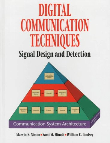 9780132006101: Digital Communication Techniques: Signal Design and Detection