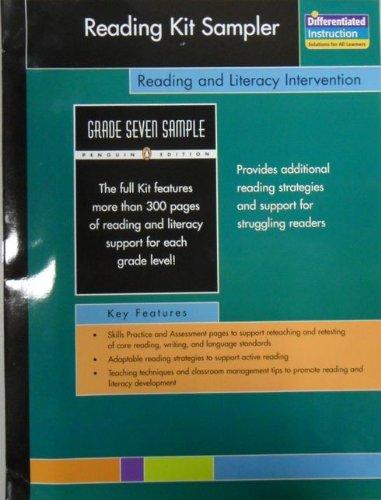 9780132006712: Prentice Hall Literarture Reading Kit Sampler