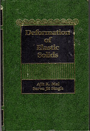 9780132007009: Deformation of Elastic Solids